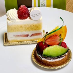 レタンプリュス本店でケーキと焼菓子をお買い上げ♪おおたかの森
