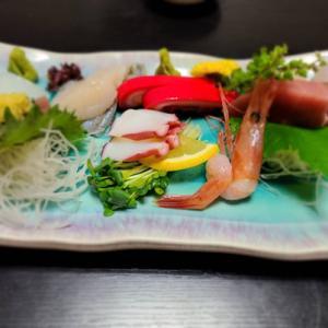お刺身天ぷら焼き魚・・・どれも美味しい「弥生」(豊四季)