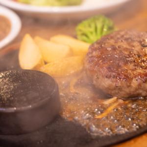 「ステーキのあさくま」でお肉がっつり野菜たっぷりランチ☆(流山市向小金)