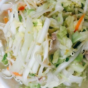 爆盛り野菜といったら「中華菜館 美幸」(柏市豊四季)