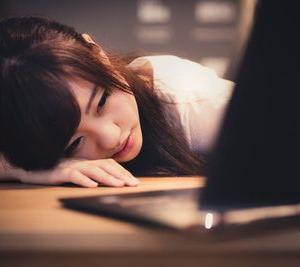 オシゴト休憩でお昼寝。のすヽめ。
