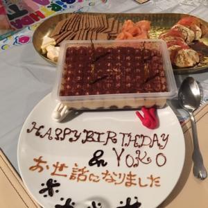 今年も迎えた誕生日。