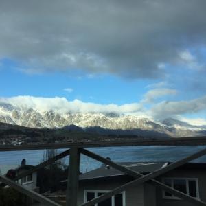 雪は降らなかったけど、朝から大変。