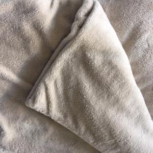 冬も怖くない暖かい寝床の作り方。
