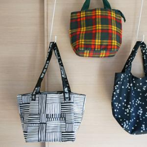 断捨離の末に今使っている買い物用エコバッグはこの3個