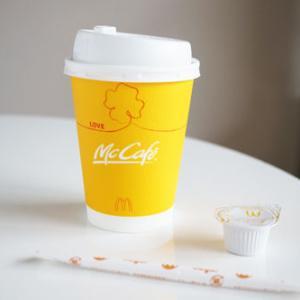 4日間限定のマクドナルドの無料コーヒーを飲んでみました