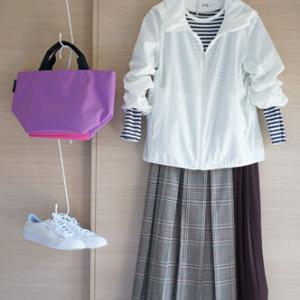 イトーヨーカドーでSALEのギャローリア秋スカートを春っぽく着たい