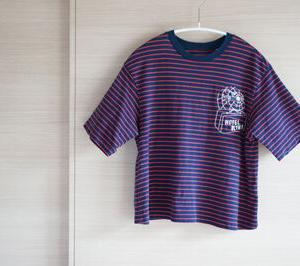 今日の断捨離 2016年ユニクロのオランピアルタンのTシャツ