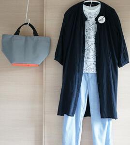 イトーヨーカドーギャローリアと2016年ユニクロTシャツで50代重ね着コーデ