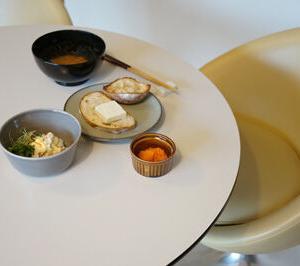 50代女子孤独のランチ とびきり美味しいパンがあればしょぼいおかずでも大満足
