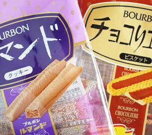 昭和レトロなお菓子…ルマンド&チョコリエール