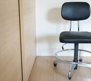 今日の断捨離 25年くらい使っていた椅子