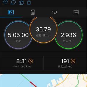 【速報】ちばアクアラインマラソン2018【疲労困憊】