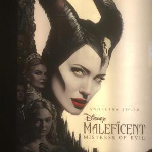 NYで映画鑑賞 「Maleficent 2 : Mistress of Evil」