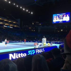 テニス界トップ8が戦うATP Finalsをロンドンで楽しく観戦する方法!