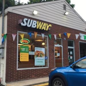 人気のサンドイッチチェーン店【Subway】