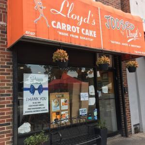 NYのキャロットケーキといえばここ!【Llouyd's Carrot Cake】
