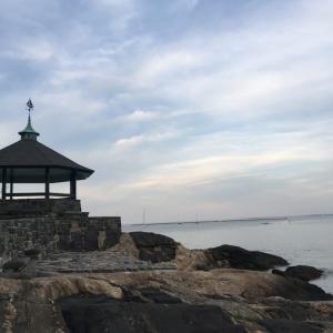 NYで海を見ながらのんびり【Larchmont Manor Park】