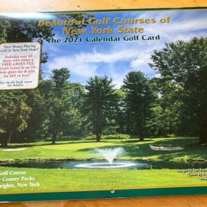 NYでお得にゴルフをする方法!【Calendar Golf Card】