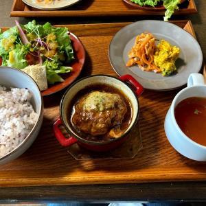 東京の住宅地に素敵な隠れ家レストラン【カフェおきもと】