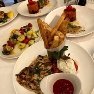 マンハッタンでこのお値段?ギリシャ料理3コース【AVRA】