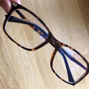 【レビュー】ブルーライトカットメガネ