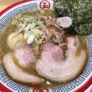 【食レポ】『らーめん玉(ぎょく)』
