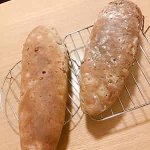 さて、今夜私が焼いたパンは