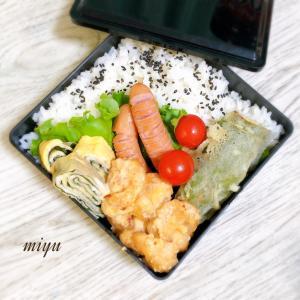 海老マヨのお弁当