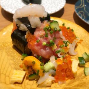「小樽」回転寿司函太郎