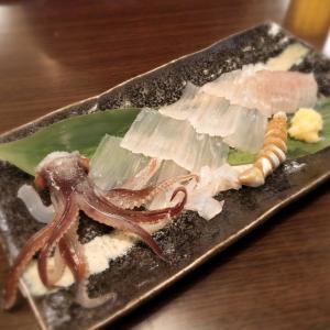 「札幌」活イカを食べに!開陽亭