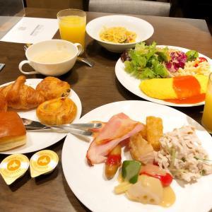 「京都」リーガロイヤル朝食ビュッフェ