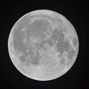 明日の満月は身の回りのデトックス