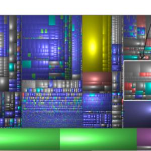 HDD・SSDの容量が減ってきたら「Windirstat」で何が容量を食っているかを可視化させよう!
