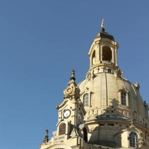 美しい古都ドレスデンで4泊