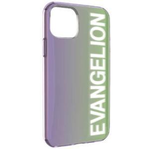 『エヴァ イーフィット クリア iPhoneケース 初号機/ATフィールド』(8/7/6s/6対応、11Pro対応、11/XR対応)発売