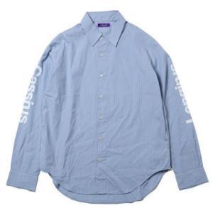 『エヴァ ストライプシャツ(袖にロンギヌス、カシウス)』発売