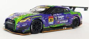 エヴァレーシング SUPER GT 2019参戦マシン ミニカー発売