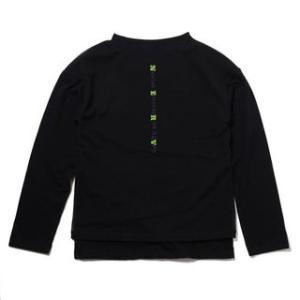 『ネルフ レイヤード ロングTシャツ』発売 FLOWER by RADIO EVA