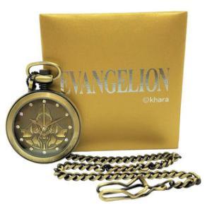 『エヴァンゲリオン懐中時計 初号機』発売 限定生産数500個
