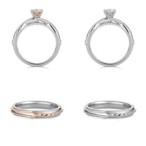 『エヴァ ロンギヌスの槍 婚約指輪・結婚指輪』発売