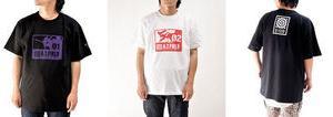 『エヴァ 蓄光Tシャツ 初号機/2号機/絶対防御』発売 A.T.FIELD