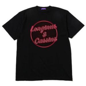 『ロンギヌス&カシウス ネオンサイン Tシャツ/パーカー』発売 RADIO EVA