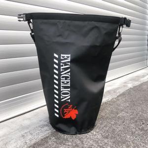 『エヴァ 防水バッグ/スポーツタオル/バスタオル(モノクローム)』発売