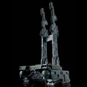 『RG エヴァ専用拘束兼移動式射出台セット(輸送台の単品商品)』プラモデル発売