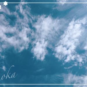空と緑と色んなカタチ