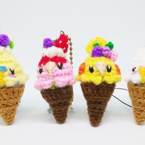 No.2  アイスクリームインコ