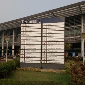 空港の変化にさえ気づいてしまう