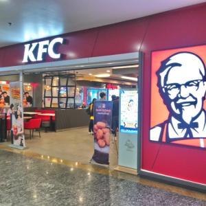 KFCvsロッテリア!