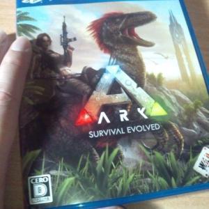 PS4のarkpocalypseをやってみたが自分には合わなかった。